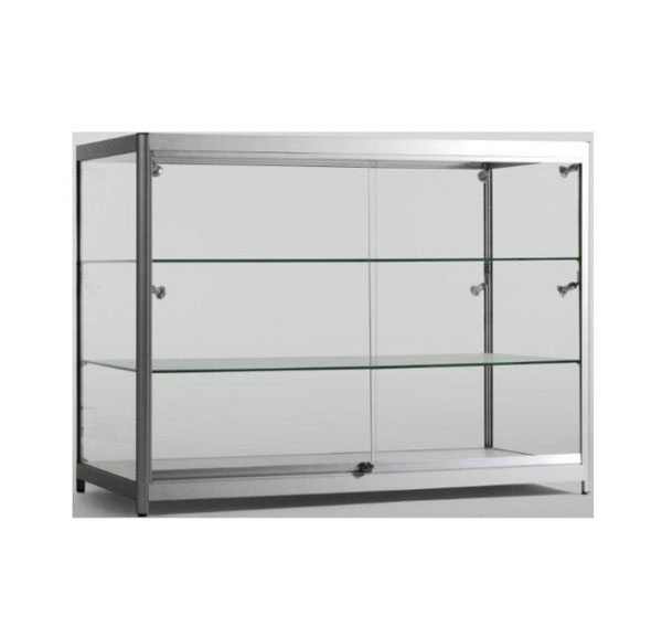 Glass Aluminum Showcase