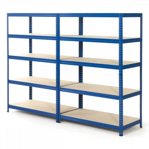 Heavy Duty Slotted Angle Rack Bari Engineering Steel