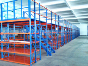 Mezzanine Floor Racking, Steel Floor Racking
