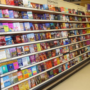 A sample of Book Center Rack and Wall Book Shelves
