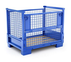 A sample of Transport Cage Pallets