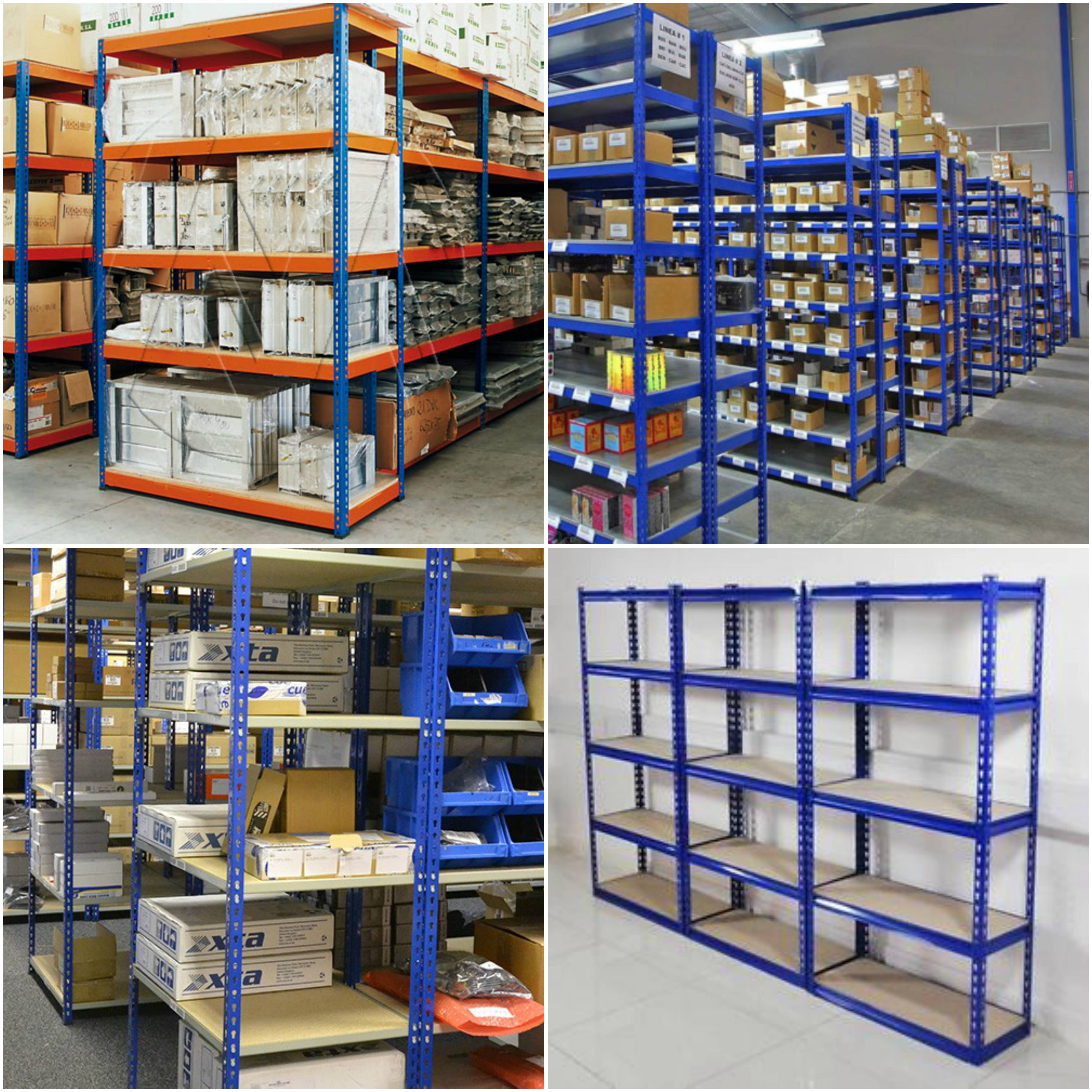 Slotted Angle Racks Storage Solutions Racks Manufacturer