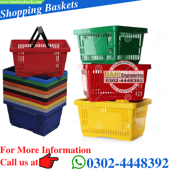 Shopping Basket for store