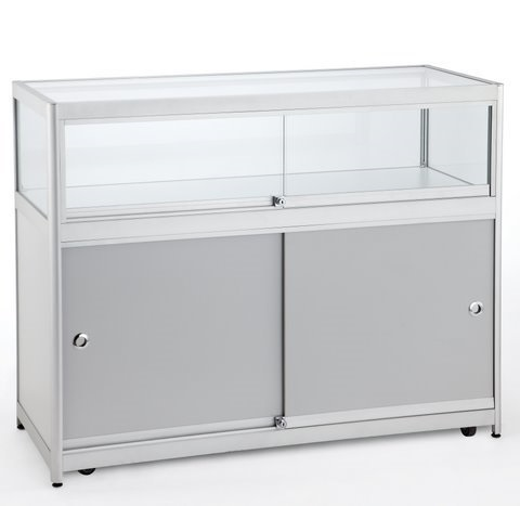 Aluminium Counter