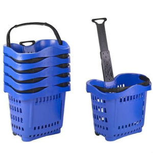 Shopping Roller Basket