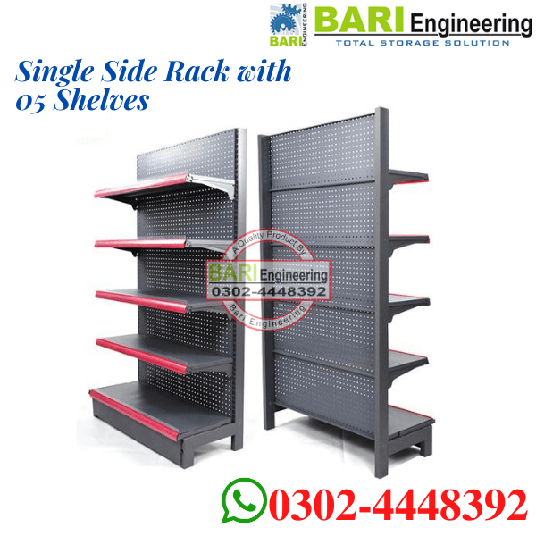 Cash & Carry Rack | Bari Steel Racks
