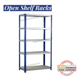 Open Shelf Rack